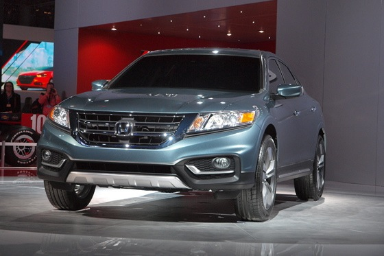 2013 Honda Crosstour Concept: New York Auto Show featured image large thumb0