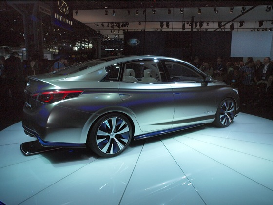 Infiniti Electric Car Faces Significant Marketing Hurdles featured image large thumb9
