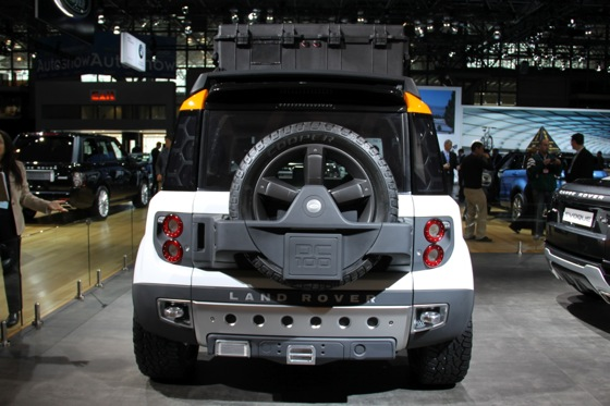 Land Rover Updates: New York Auto Show featured image large thumb2