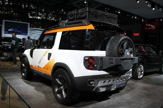 Land Rover Updates: New York Auto Show featured image large thumb4