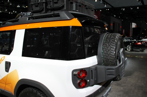 Land Rover Updates: New York Auto Show featured image large thumb7