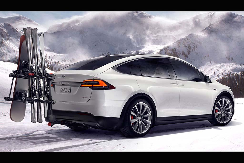 Tesla Modèle X