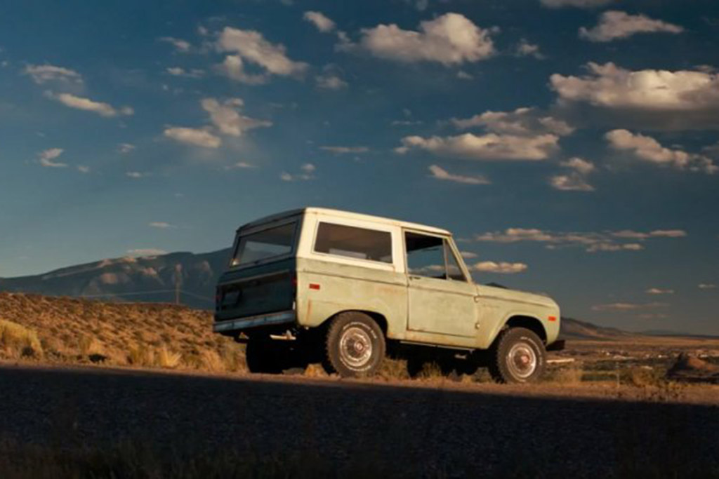 """Logan"": Ford Bronco"