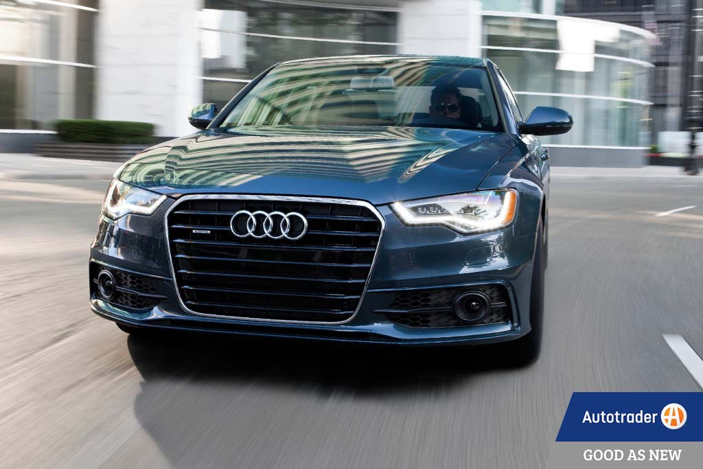 2012-2016 Audi A6
