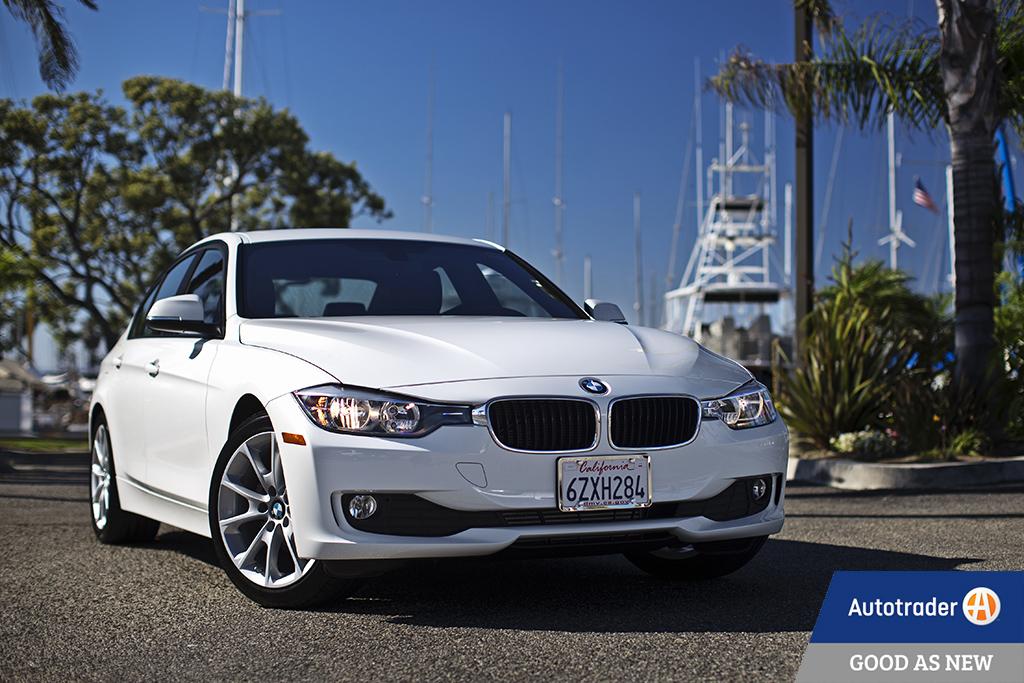 2013-2016 BMW 3 Series