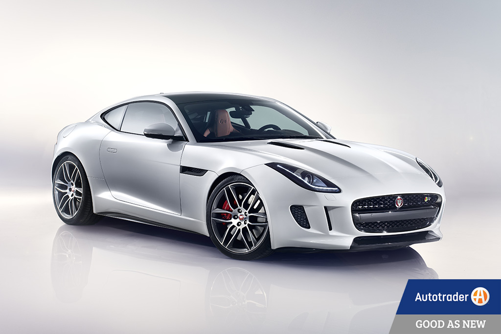 2014-2016 Jaguar F-Type