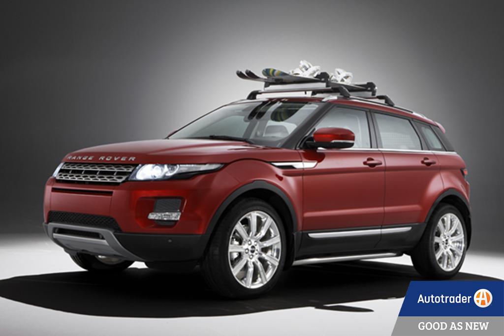2012-2016 Range Rover Evoque