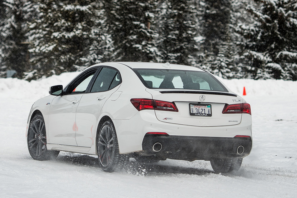 2018 Acura TLX AWD A-Spec