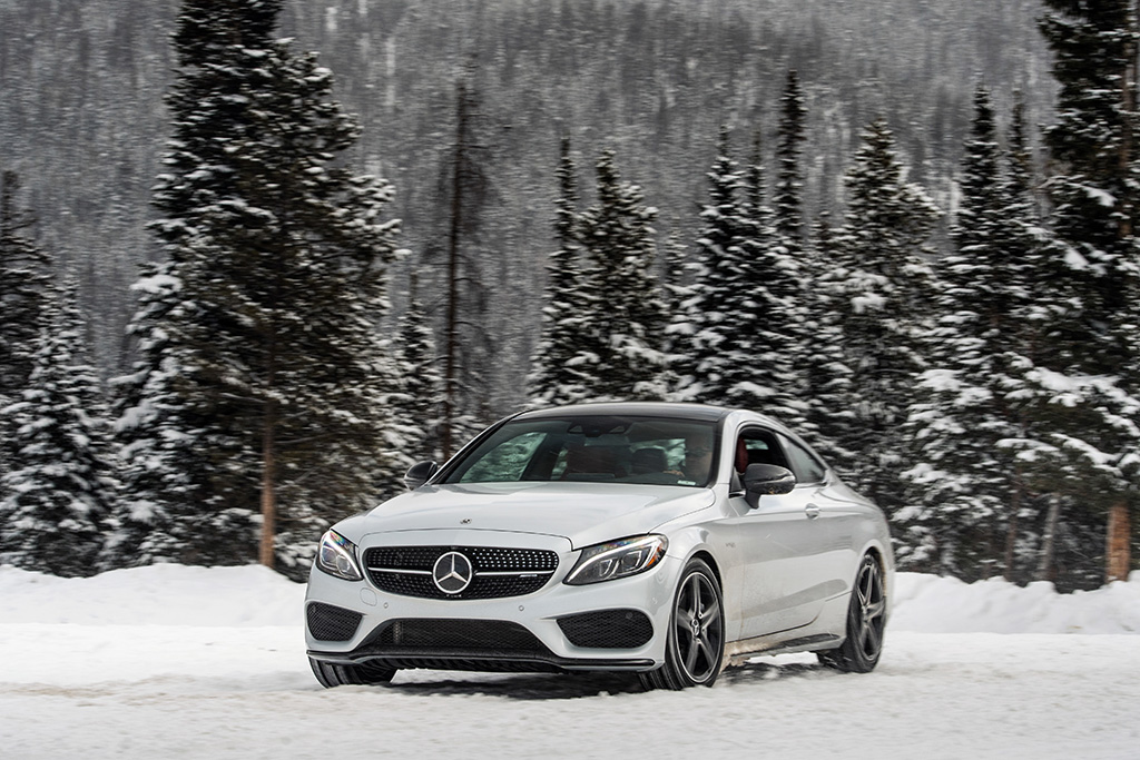 2018 AMG C43 Coupe