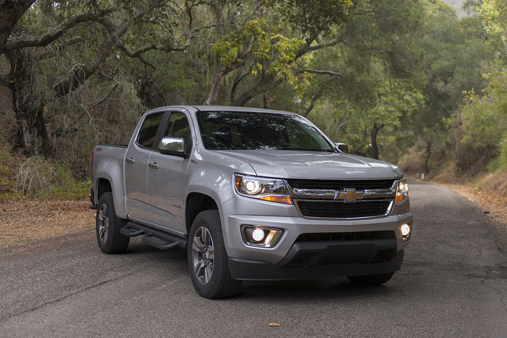 Chevrolet Colorado ($21,195)