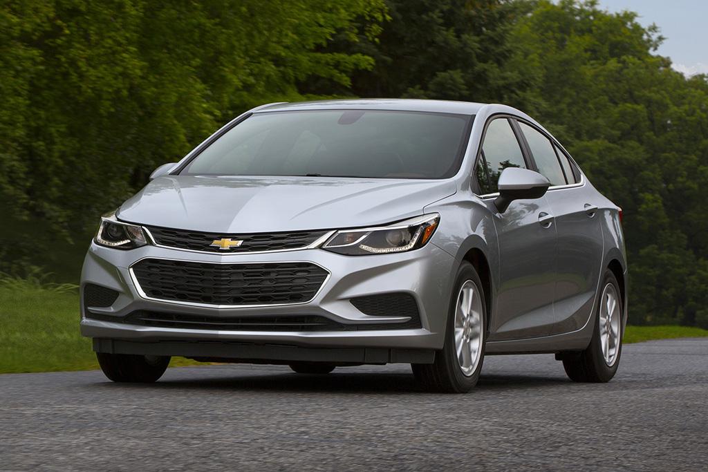 Chevrolet Cruze ($17,850)