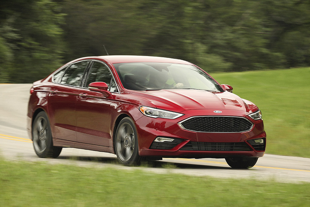 Ford Fusion ($22,995)