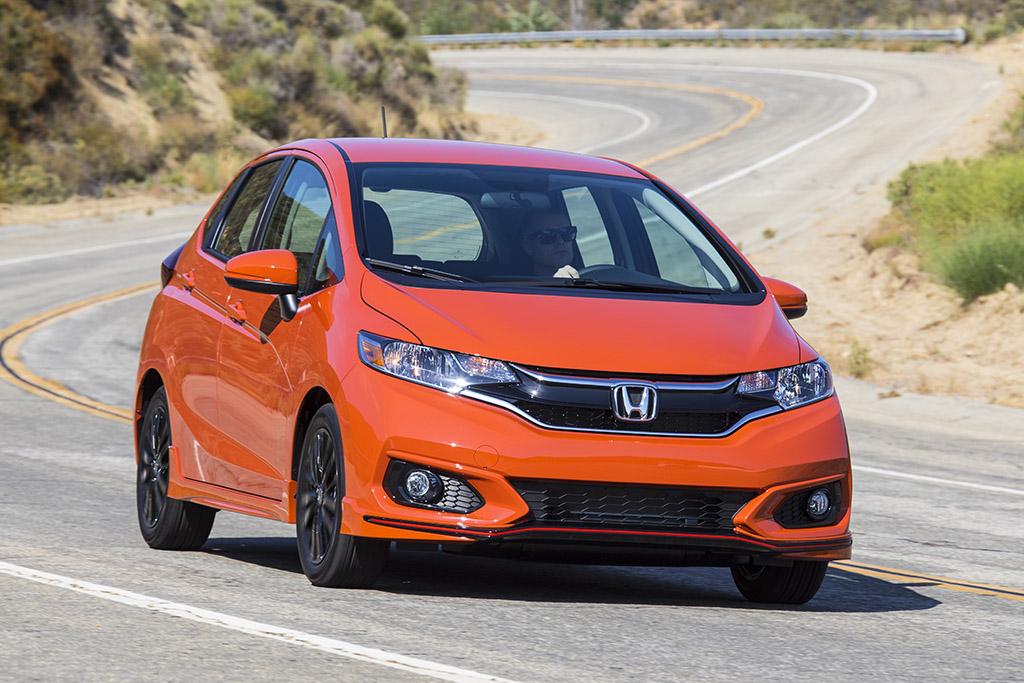 Honda Fit ($17,080)