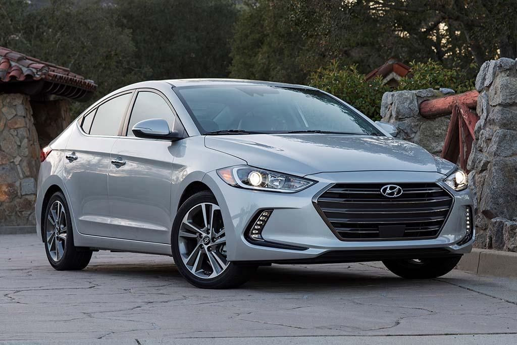 Hyundai Elantra ($17,835)