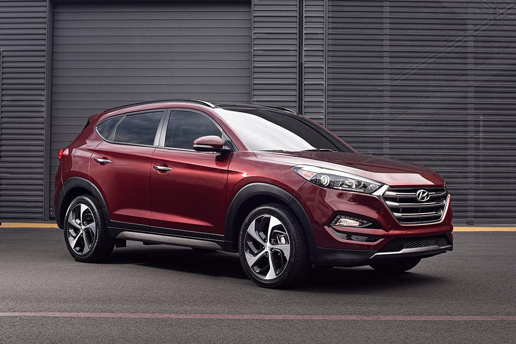 Hyundai Tucson ($23,500)