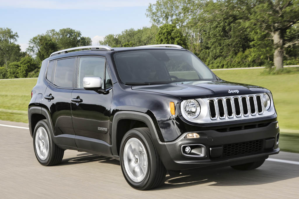 Jeep Renegade ($19,540)