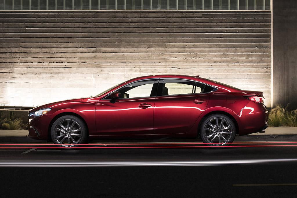 Mazda6 ($23,885)