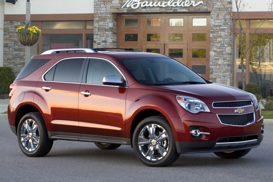 Best Crossover SUVs Under $25,000