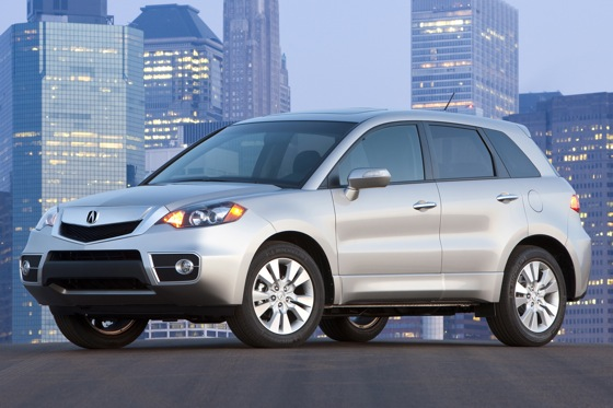 Luxury SUV Deals: March 2012