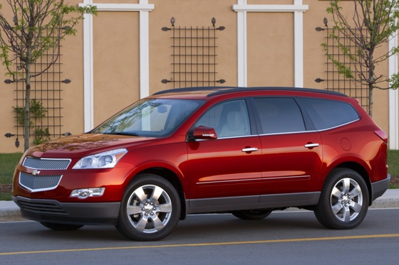 SUV Deals: March 2012