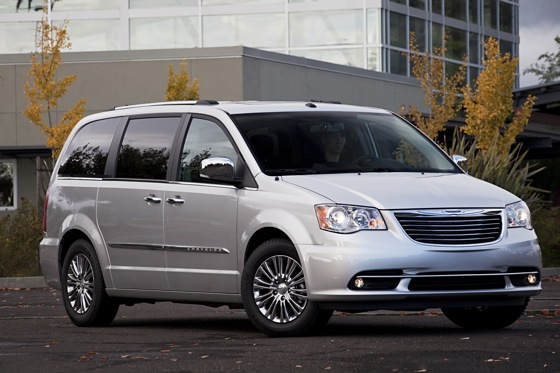 Minivan Deals: March 2012