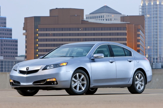 Luxury Car Deals: April 2012