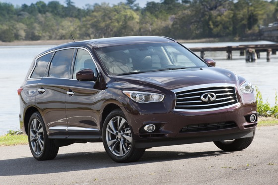 Luxury SUV Deals: April 2012 featured image large thumb2
