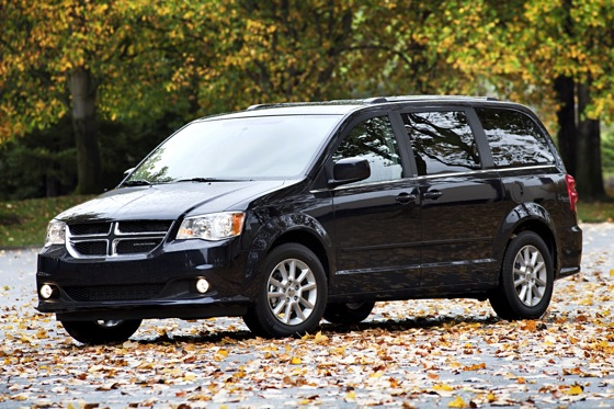 Minivan Deals: April 2012