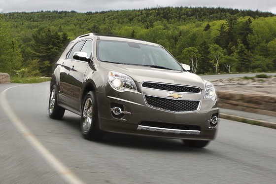 SUV Deals: April 2012