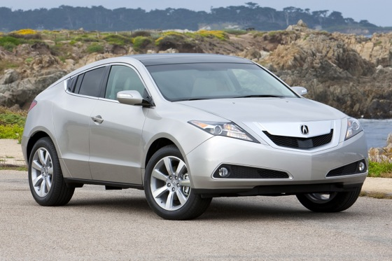 2012 Acura ZDX: New Car Review