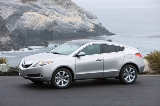 2013 Acura ZDX: New Car Review featured image large thumb2