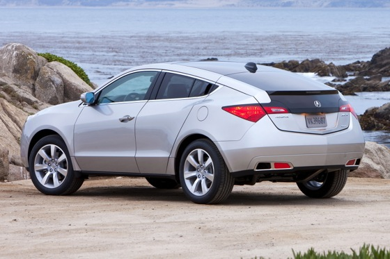 2013 Acura ZDX: New Car Review featured image large thumb3