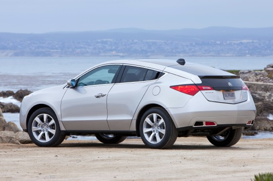 2013 Acura ZDX: New Car Review featured image large thumb4