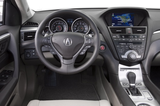 2013 Acura ZDX: New Car Review featured image large thumb5