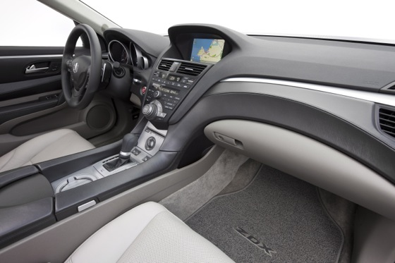 2013 Acura ZDX: New Car Review featured image large thumb7