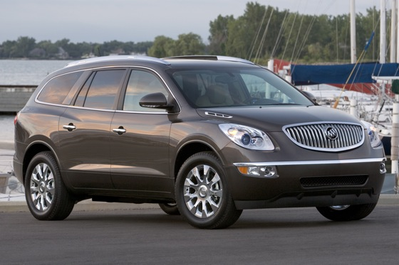 2012 Buick Enclave: New Car Review