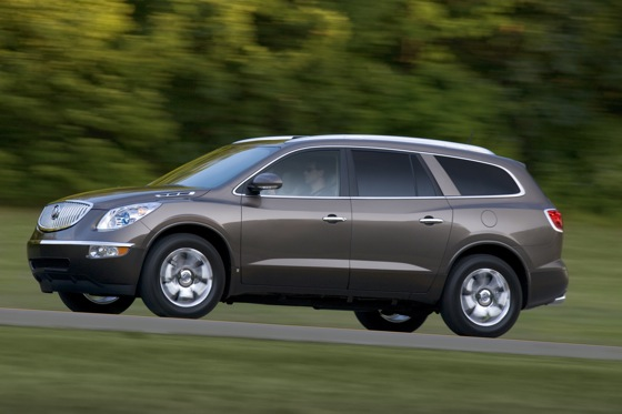 2012 Buick Enclave: Used Car Review