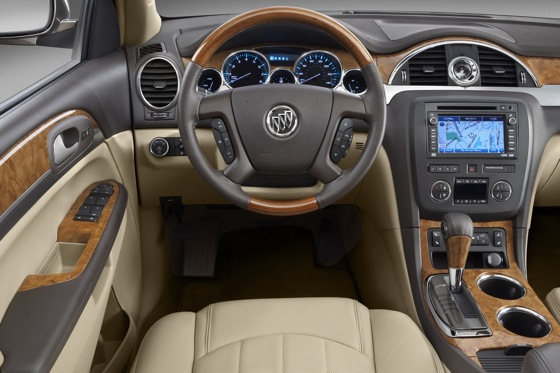 2012 Buick Enclave: New Car Review featured image large thumb2