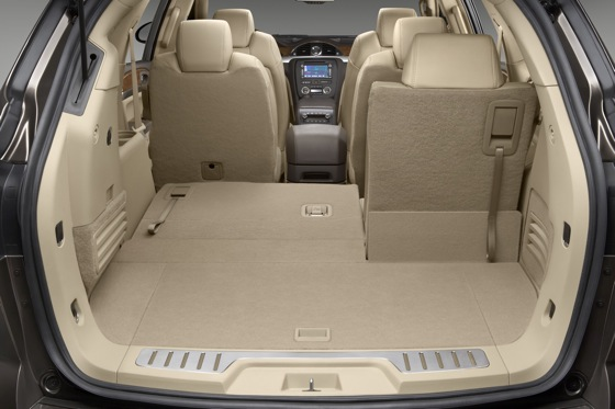 2012 Buick Enclave: New Car Review featured image large thumb3