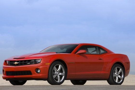 2013 Chevrolet Camaro: New Car Review featured image large thumb0