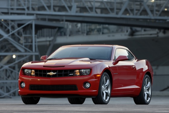 2013 Chevrolet Camaro: New Car Review featured image large thumb4