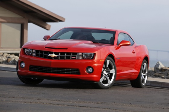 2013 Chevrolet Camaro: New Car Review featured image large thumb6
