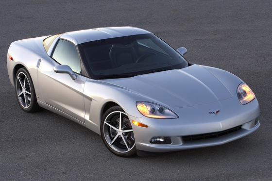 2012 Chevrolet Corvette: New Car Review featured image large thumb0