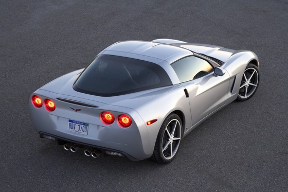 2013 Chevrolet Corvette: New Car Review featured image large thumb1