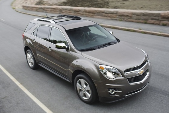 2012 Chevrolet Equinox: New Car Review featured image large thumb1