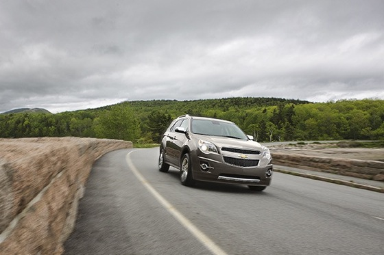 2012 Chevrolet Equinox: New Car Review featured image large thumb3