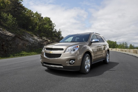 2012 Chevrolet Equinox: New Car Review featured image large thumb4
