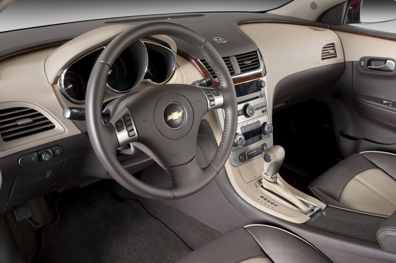 2012 Chevrolet Malibu: New Car Review featured image large thumb4