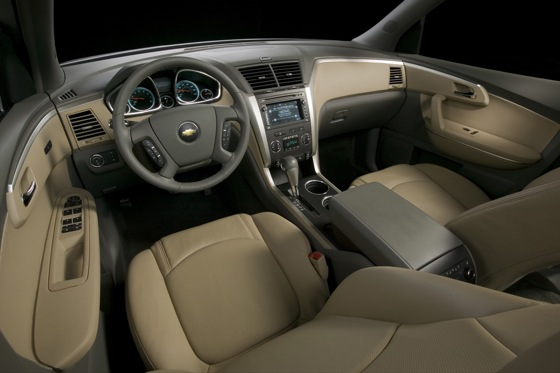 2012 Chevrolet Traverse: New Car Review featured image large thumb4