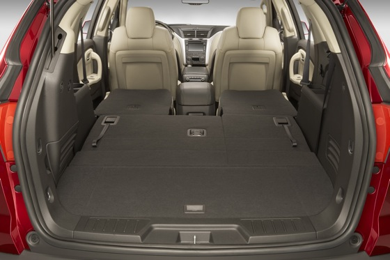 2012 Chevrolet Traverse: New Car Review featured image large thumb7